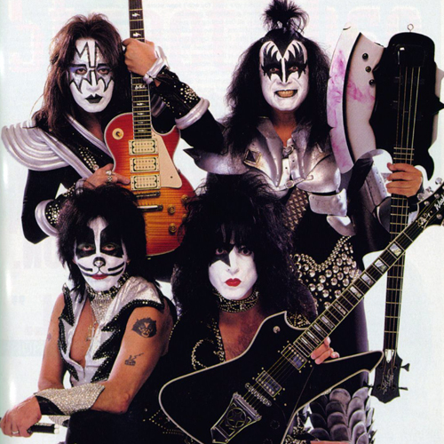 KISS Memorabilia Collection