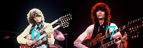 Jimmy Page 1983  British Invasion Tour (solo performance)